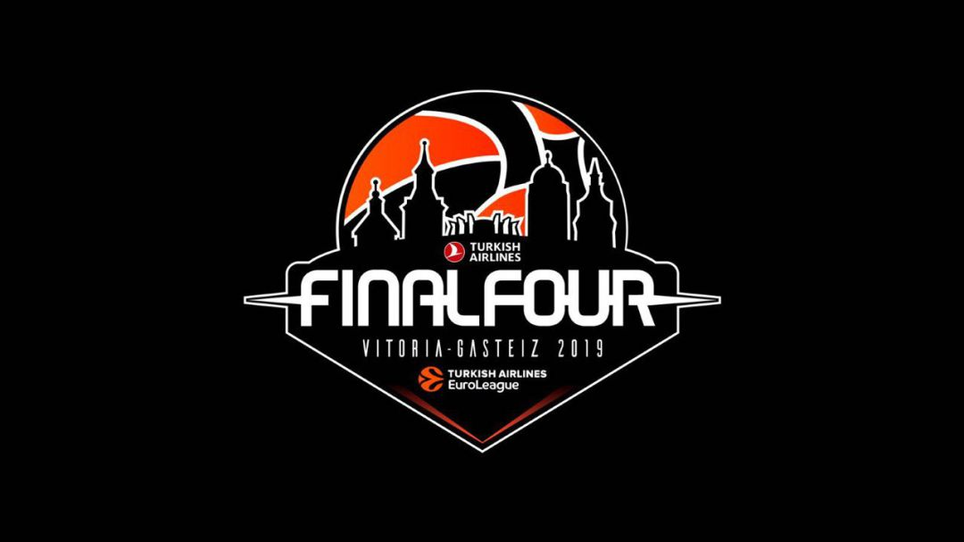 Logotipo de la Final Four de Vitoria