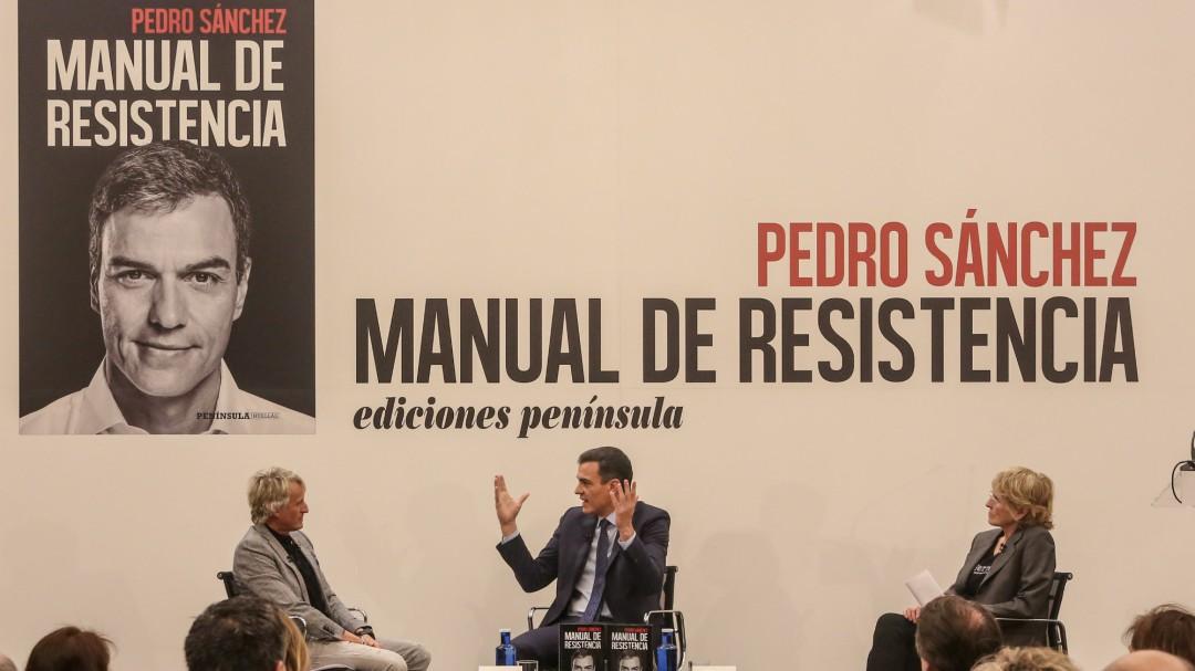 """Pedro Sánchez elogia el sentido de Estado de Rajoy: """"Cataluña nos unió"""""""