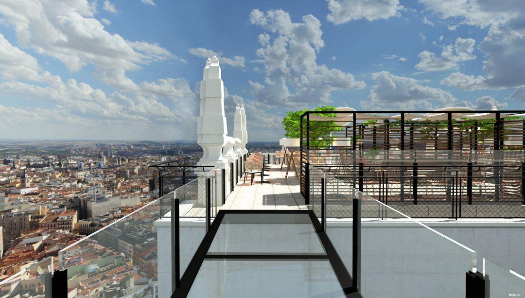 El Hotel Del Edificio España Volverá A Abrir Sus Puertas En