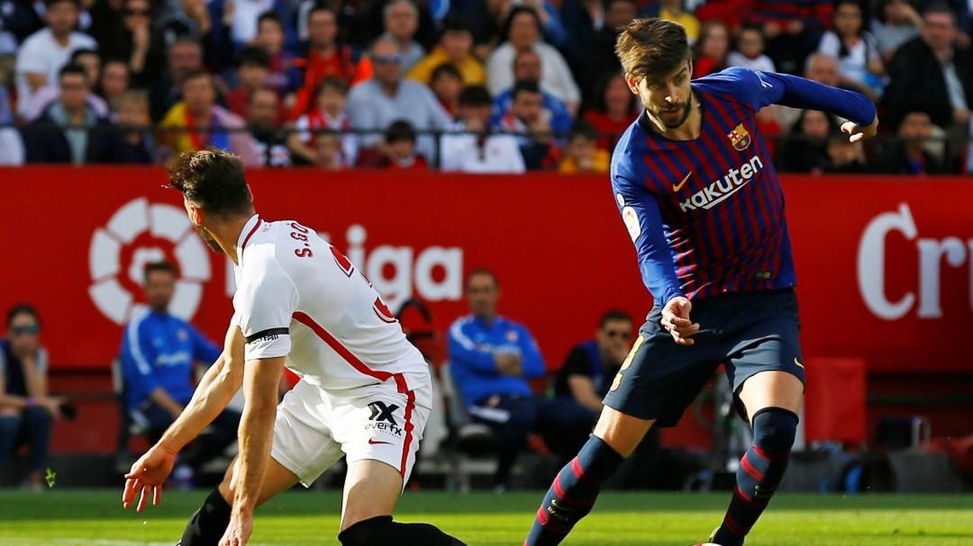 """Piqué: """"La otra vez el Madrid tuvo un día más de descanso y les ganamos 5-1"""""""