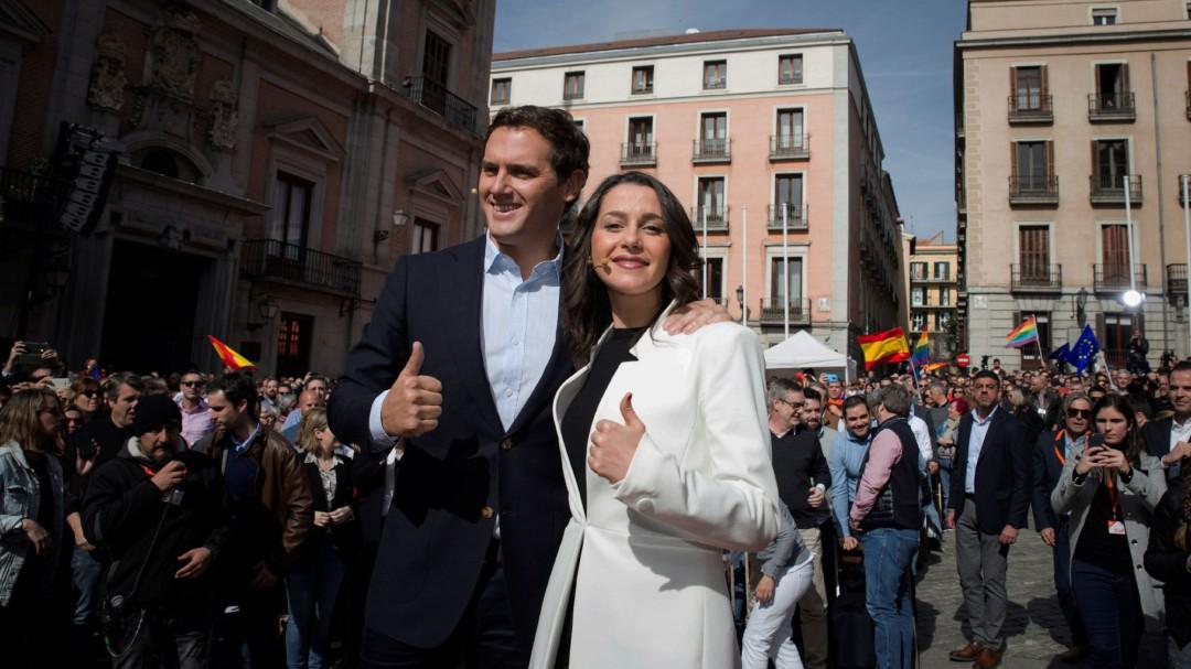Arrimadas da el salto a la política nacional y encabezará la lista de Cs por Barcelona en las elecciones del 28-A