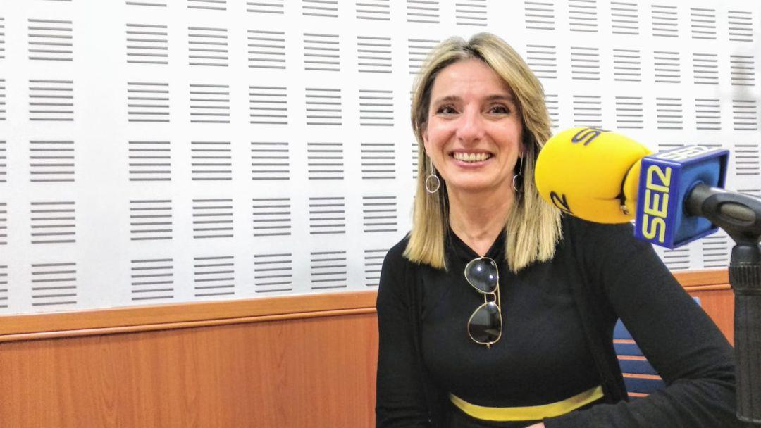 Rosa Gallardo, directora de la ETSIAM de la Universidad de Córdoba