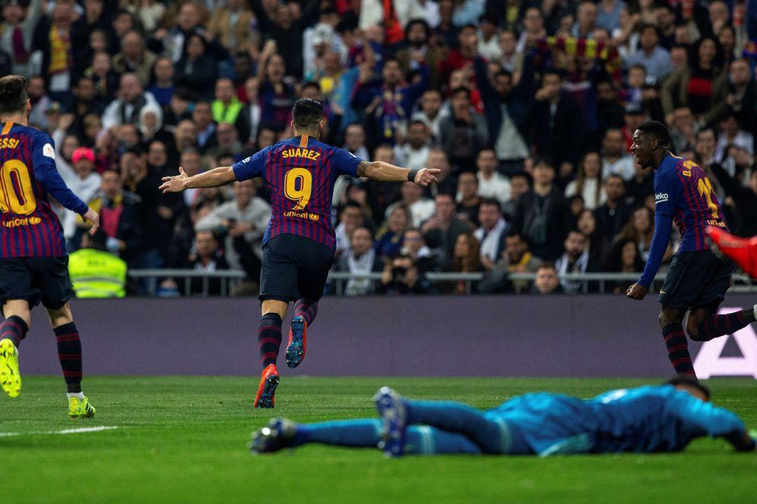 a12461685e309 Resultado y goles  Luis Suárez impone la ley del gol