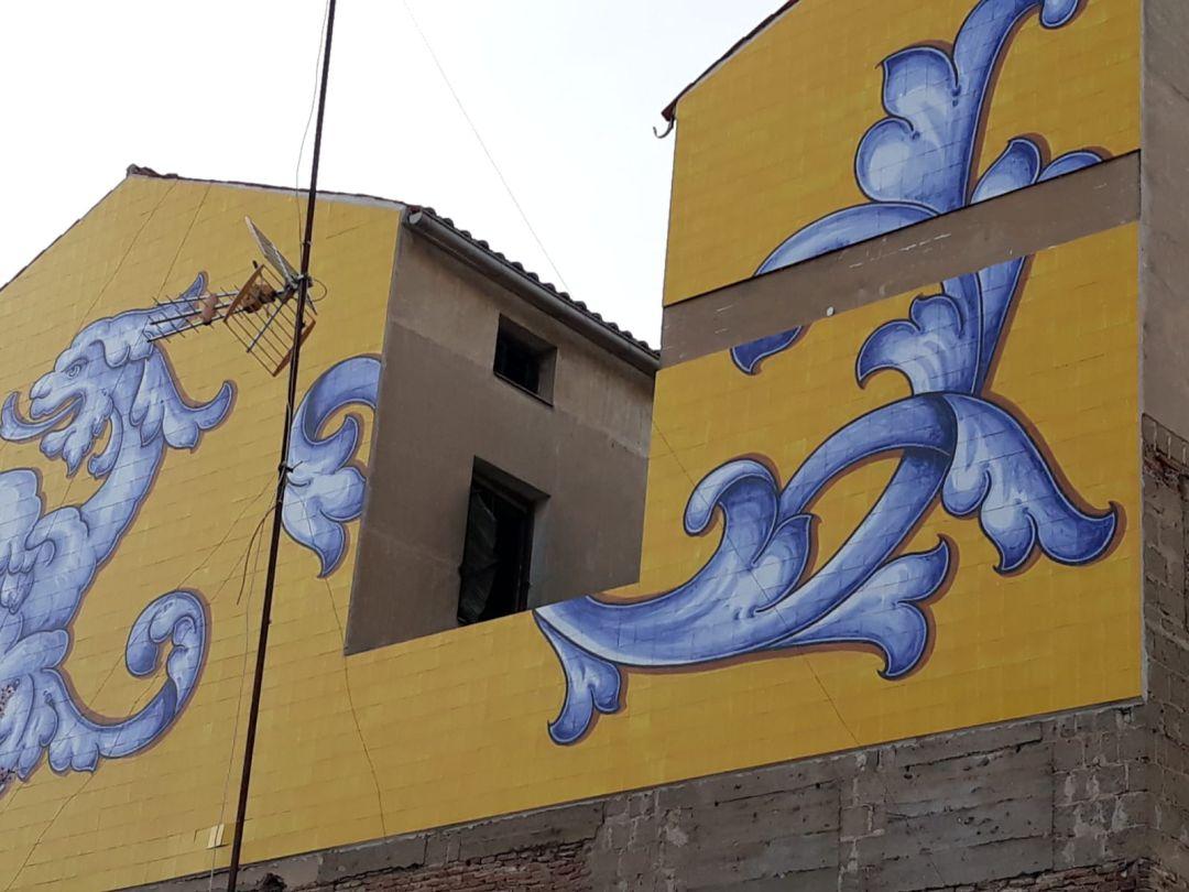 Retiran Azulejos Del Panel De La Plaza De San Miguel Ser Talavera Cadena Ser