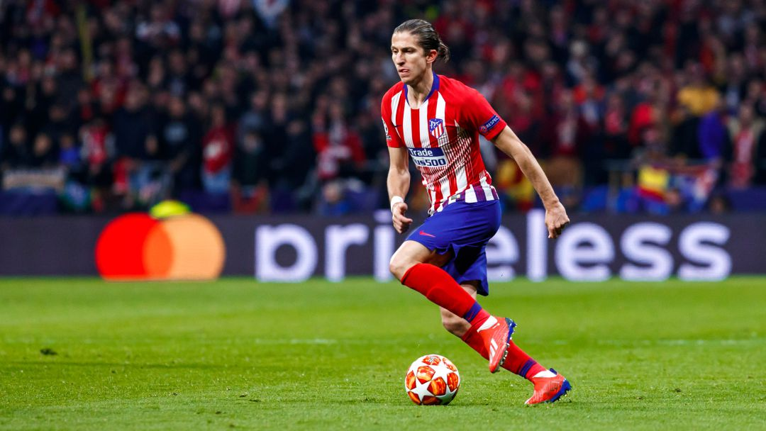 Image result for Filipe Luis 2019