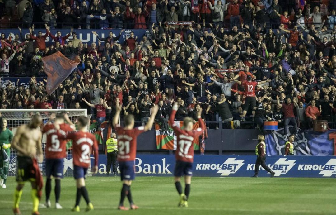 Osasuna abre hueco en la cabeza y el Almería sueña con el play off ... 1cd6607b45749
