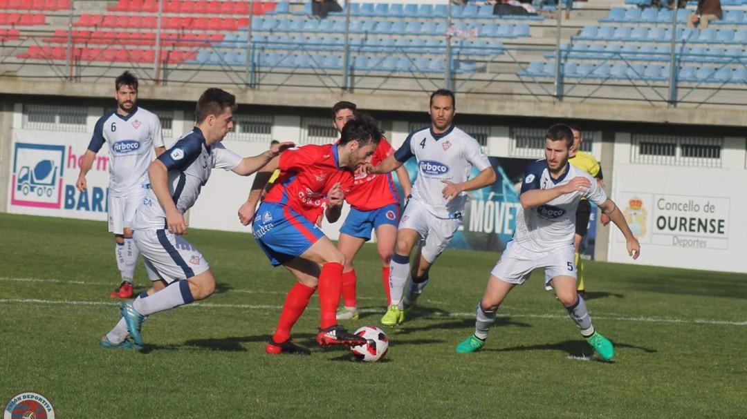Últimas Noticias. La U.D. Ourense pierde su primer partido en el Couto d8d907e1baed3