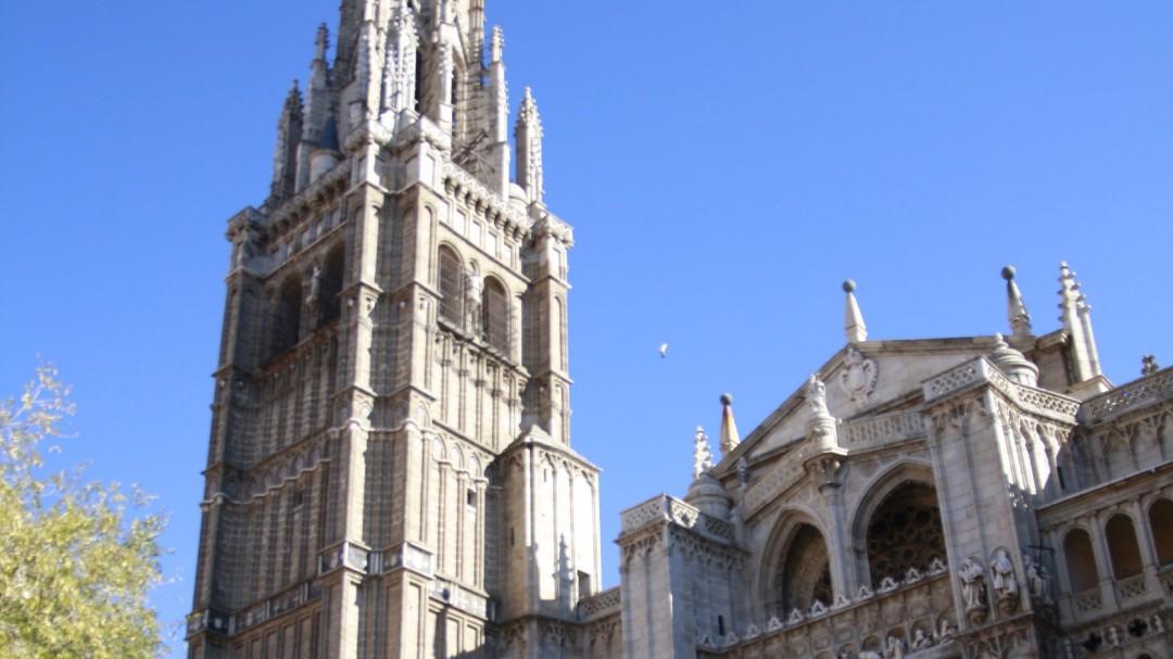 La restauración de la torre de la Catedral de Toledo costará 800.000 euros  y durará 7 b93ed585234f