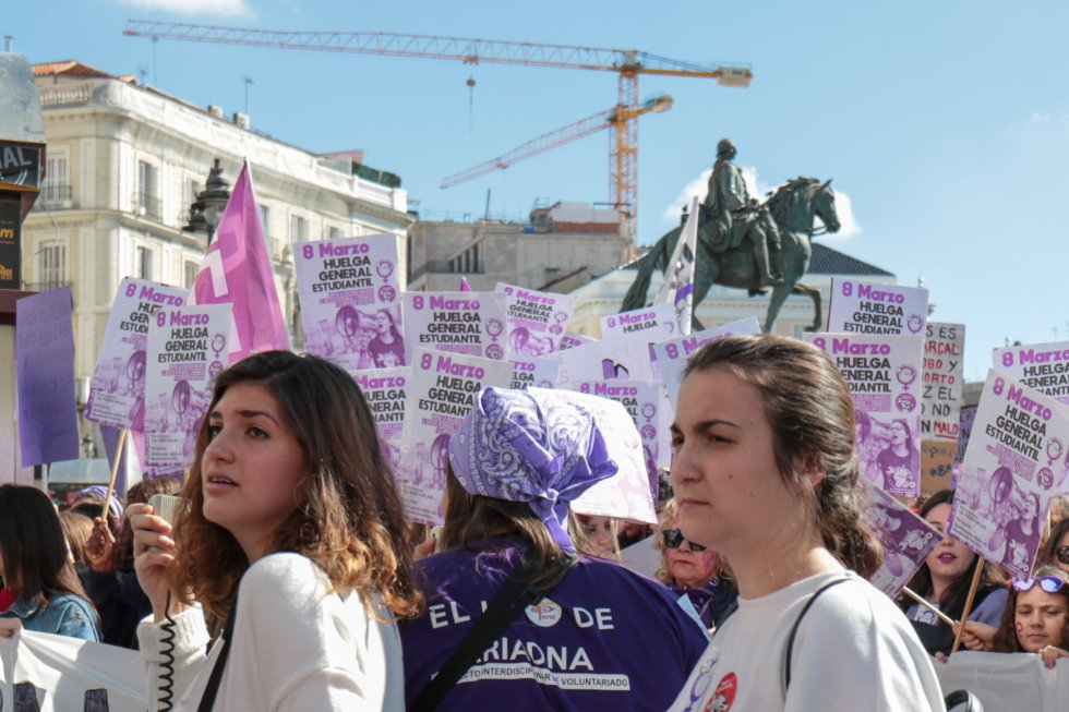 Valencia ha sido la ciudad más madrugadora en empezar a manifestarse