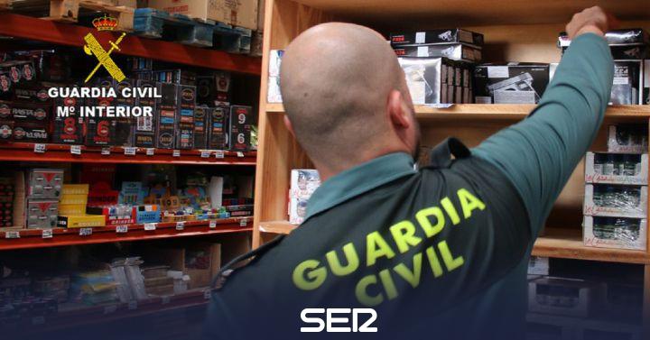 7fe568f90fa Sucesos: Detenido el propietario de un bazar chino de Sant Antoni por  falsedad documental | Radio Ibiza | Hora 14 Ibiza | Cadena SER