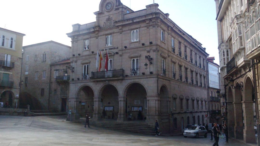 Imaxe De Arquivo Do Edificio Consistorial