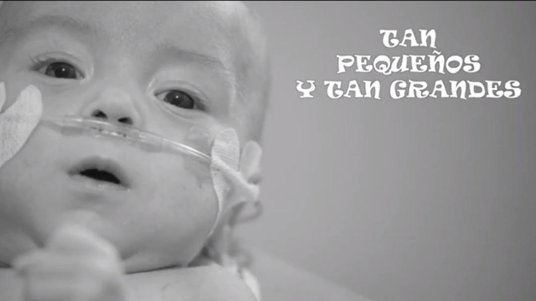 2112efd0c El videoclip protagonizado por los niños prematuros de