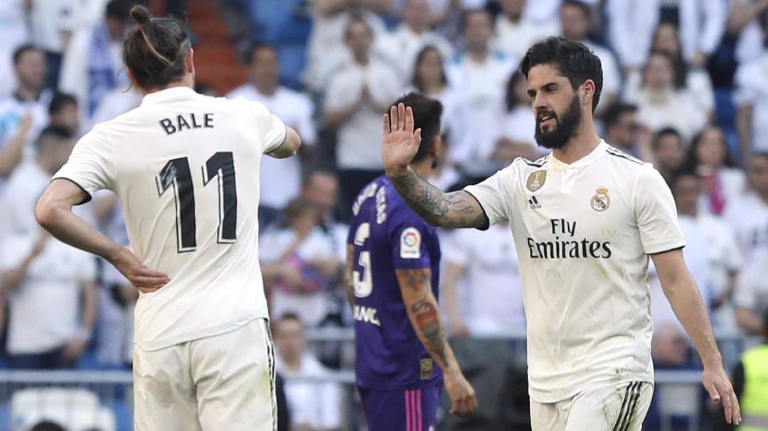Los señalados por Solari dan la victoria al Real Madrid en la vuelta de Zidane