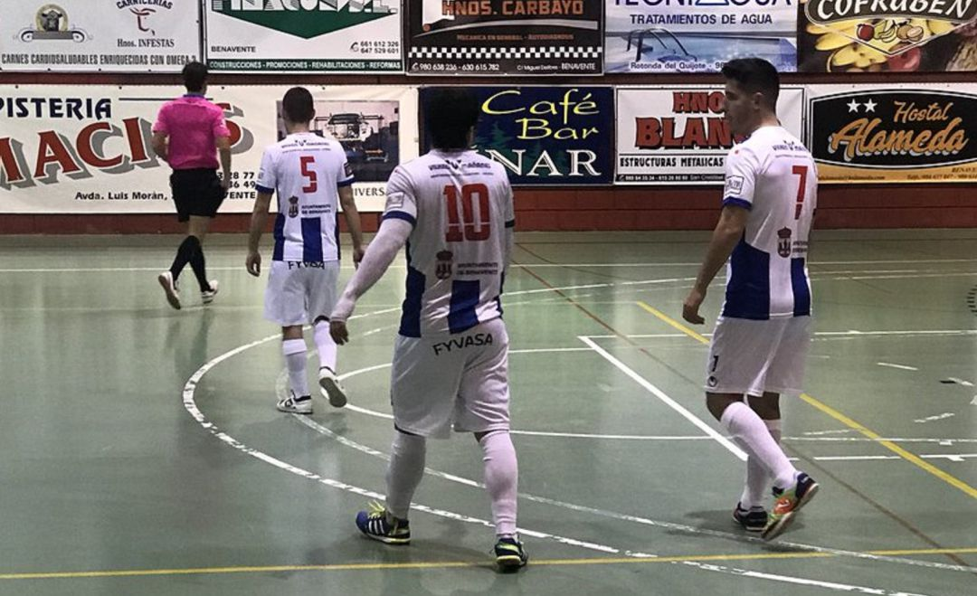 El At. Benavente cae en Guardo (7-5)