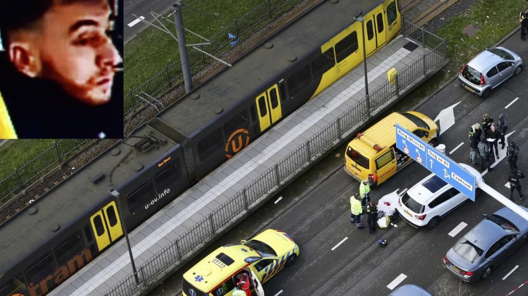 La policía busca a un hombre de 37 años por el tiroteo de Utrecht en el que han muerto tres personas
