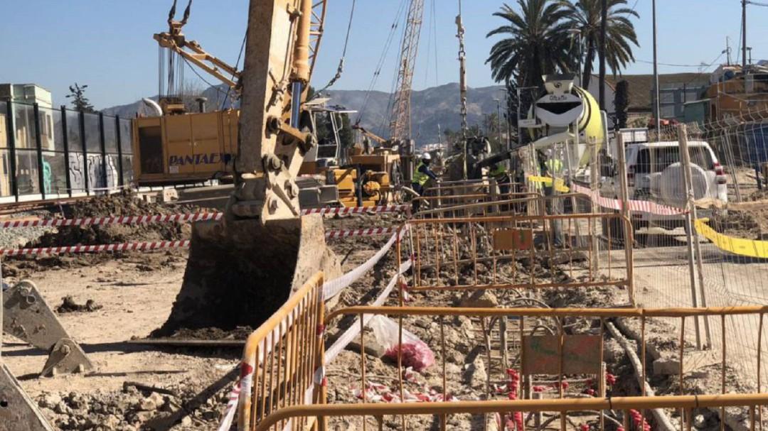 Adif adjudicará el soterramiento definitivo del tren en Murcia el 28 de Marzo