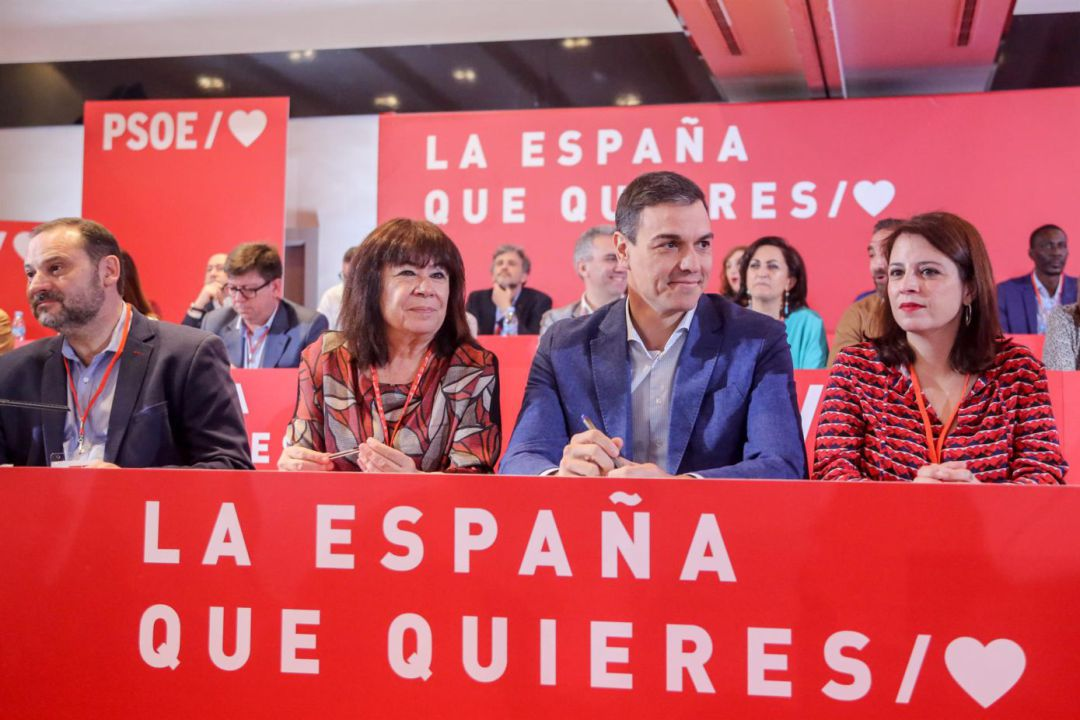 Resultado de imagen de cOMITÉ fEDERAL DEL PSOE MAYO 2019