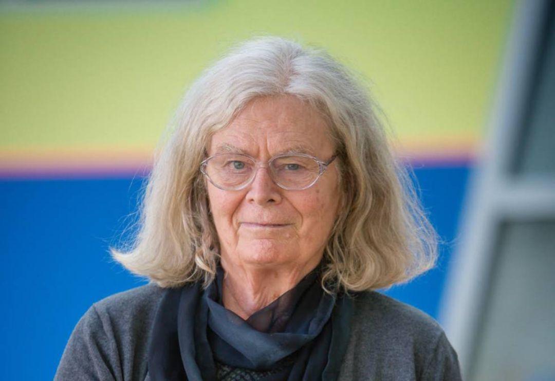Karen Uhlenbeck, profesora emérita en la Universidad de Texas en Austin (Estados Unidos)