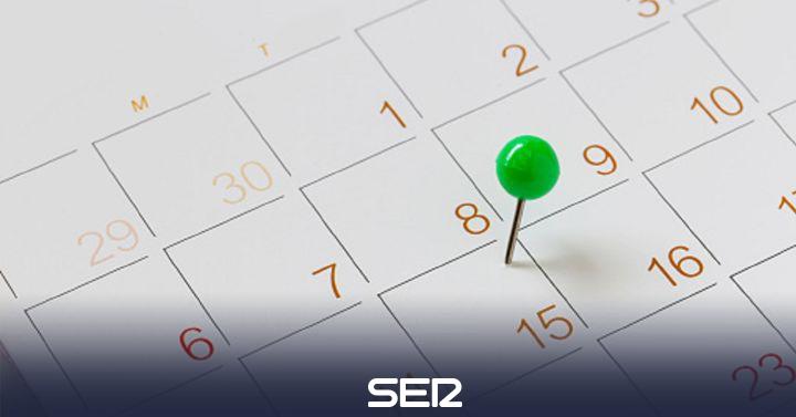 Educaragon Calendario Escolar 2020.Calendario Escolar Aragon 2019 2020 El Calendario Escolar