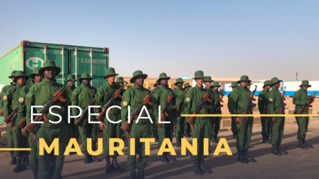 "La Guardia Civil ""clonada"" en el Sahel"