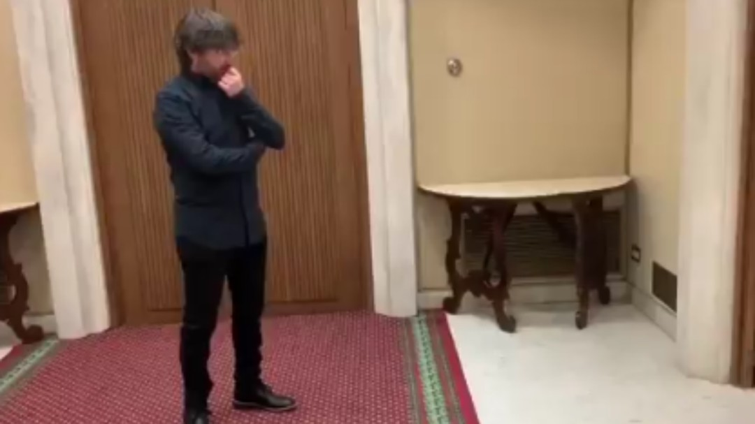 """El vídeo más inesperado de Jordi Évole: """"Nunca pensé que podría colgar un vídeo como este, y me emociona"""""""