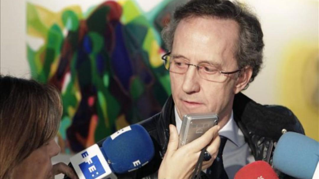 Vox incluye al portavoz de la Fundación Francisco Franco entre sus financiadores