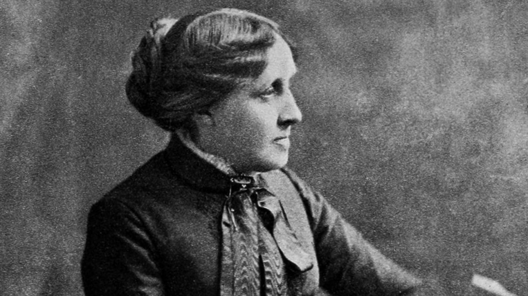 Louise May Alcott, mujercitas y chicazos