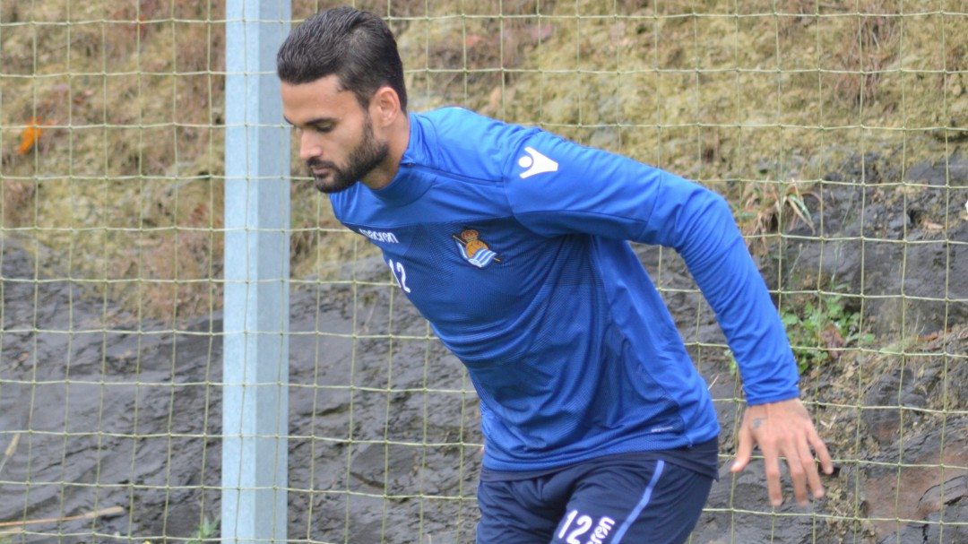 Valladolid espera a Willian José