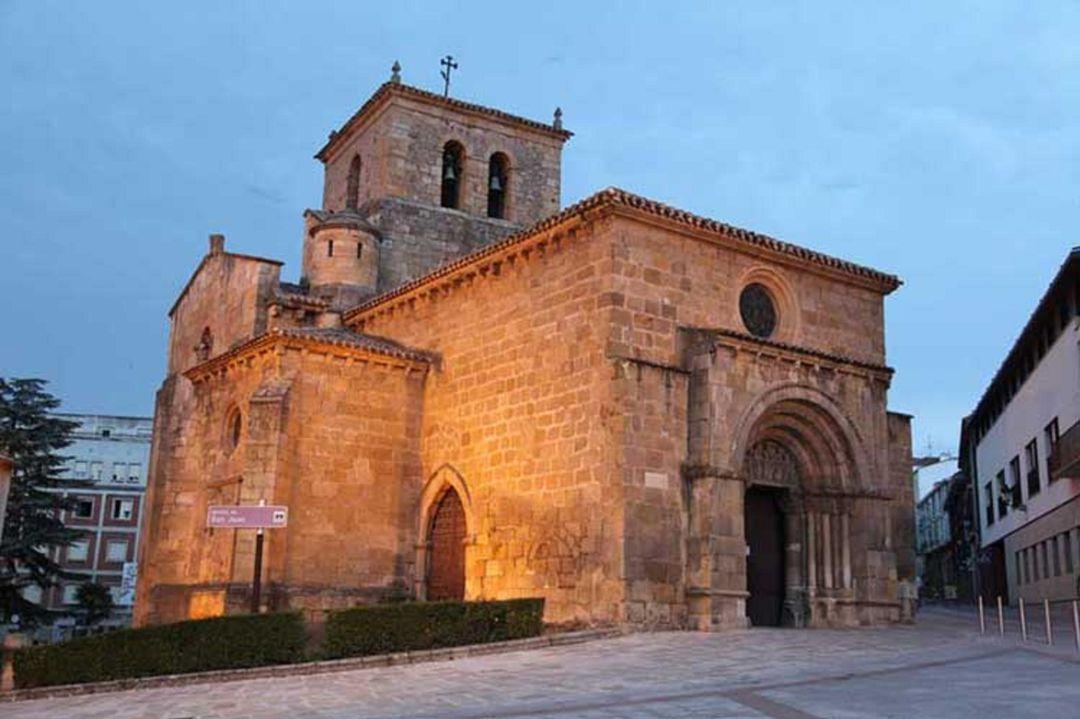 La Junta restaurará las portadas sur y oeste de la iglesia de San ...