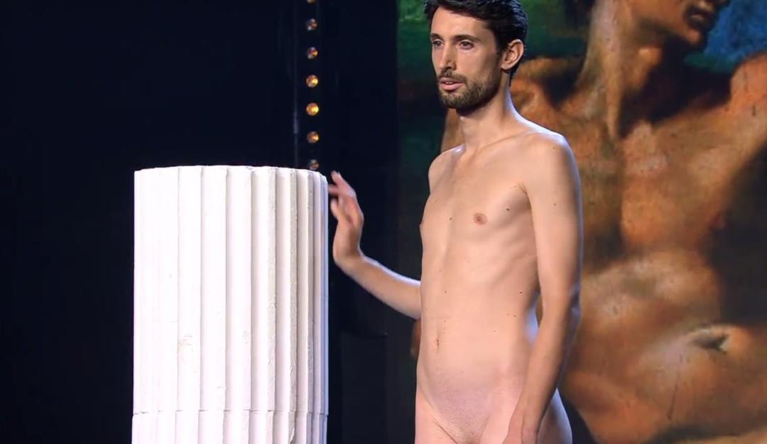 Un Concursante De Got Talent Se Desnuda Contra El Machismo Y Acaba