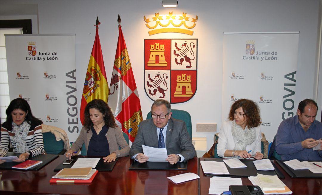 9a0bcbd6ca7 Comisión de patrimonio de la Junta de Castilla y León donde se aprobó la  realización de