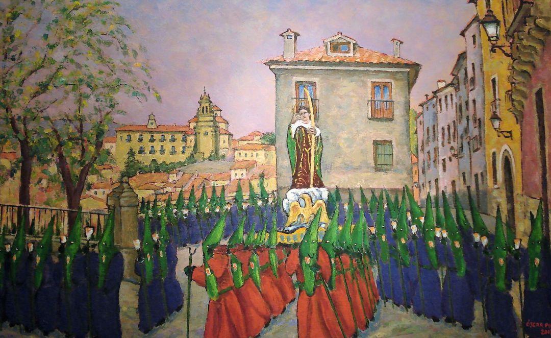 Scar pinar en el recuerdo el pintor que model el - Pintor valenciano ...