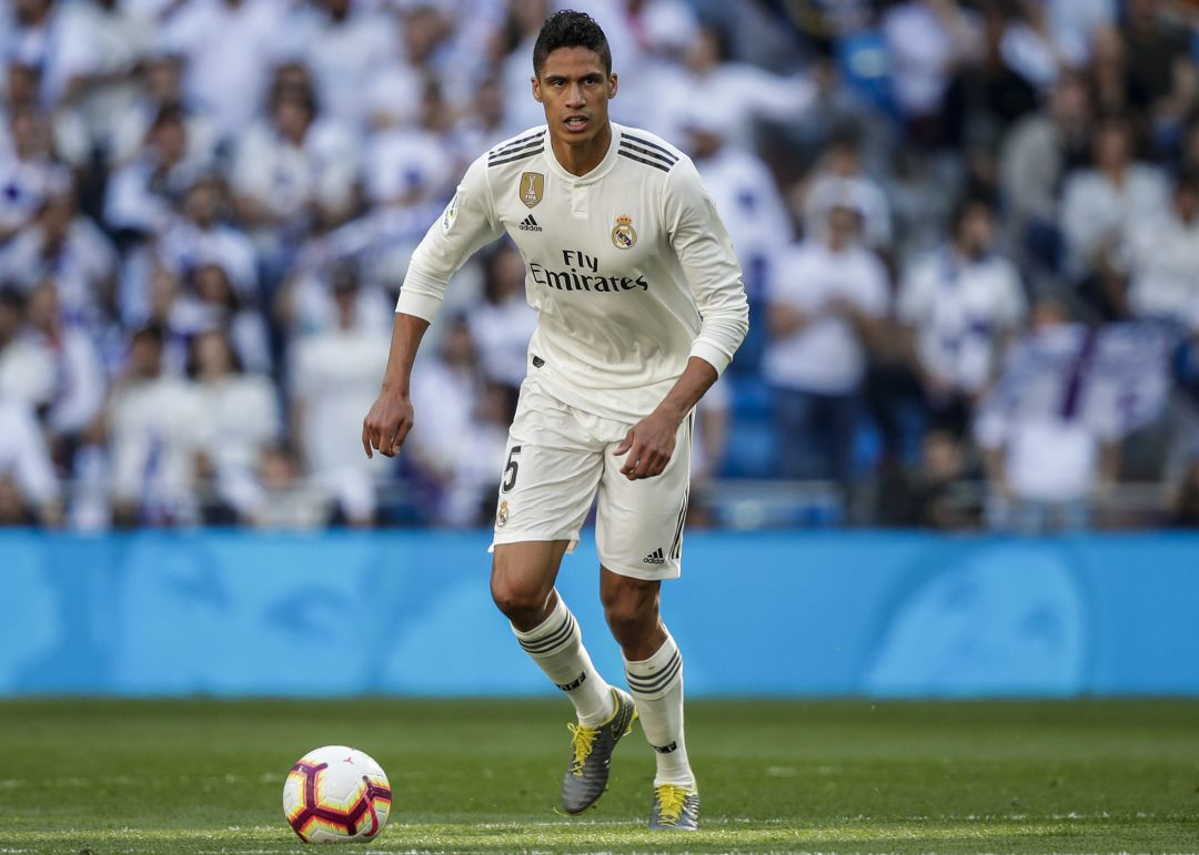 Un agente francés asegura que Varane medita marcharse del Real Madrid   Últimas noticias de Deportes   Cadena SER