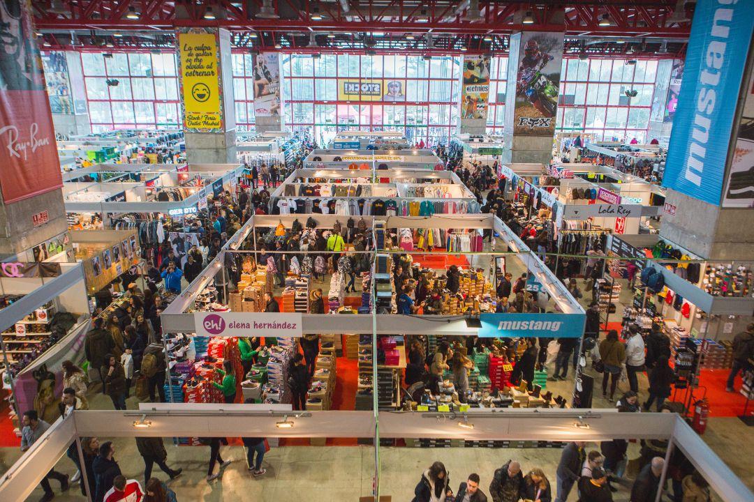 109d598a La 13º edición del mayor outlet de Madrid se celebra este fin de semana con  descuentos. Feria de Outlet