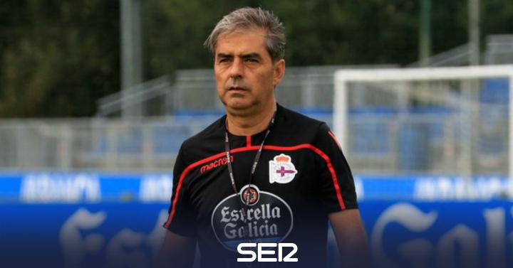El Deportivo despide a Natxo González tras alejarse del ascenso directo