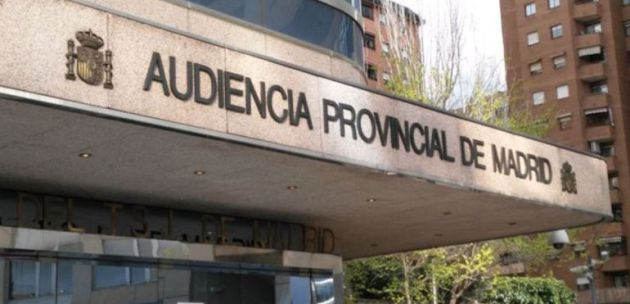 Audiencia Provincial de Madrid