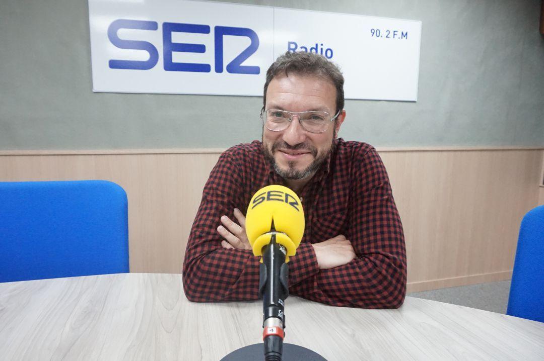 José Javier Santa, Comisario de la Gestora de la Semana Santa de Elda