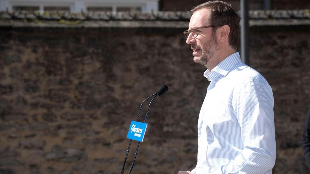 La campaña de Maroto llama por teléfono al candidato de EH Bildu en Álava para que vote al PP