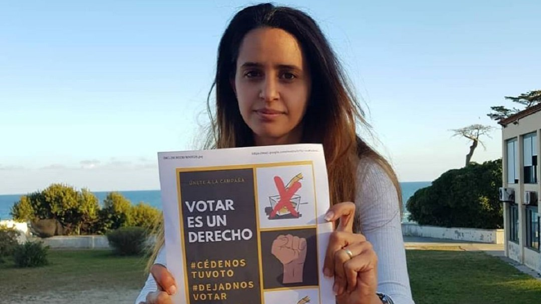 #TeCedoMiVoto, la campaña para que los inmigrantes puedan votar