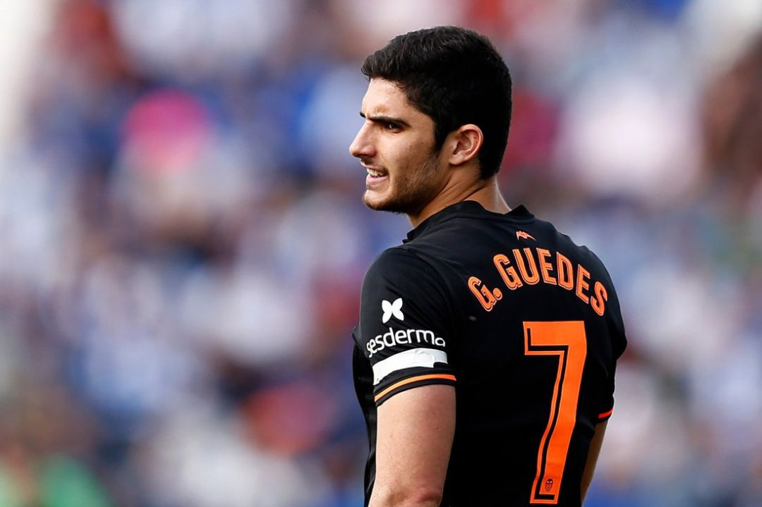 Guedes sigue 'on fire'