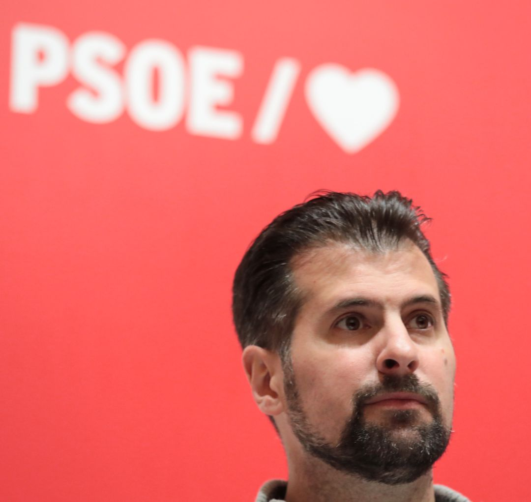 Luis Tudanca, Secretario General del PSCYL