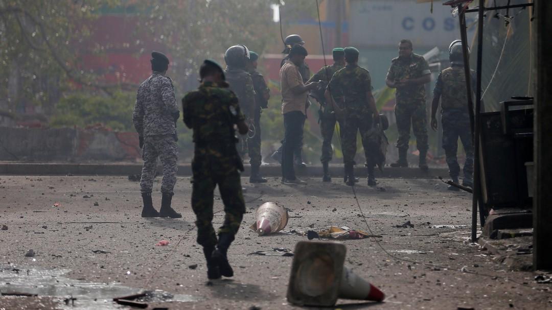 Al menos dos españoles muertos en la cadena de atentados en Sri Lanka