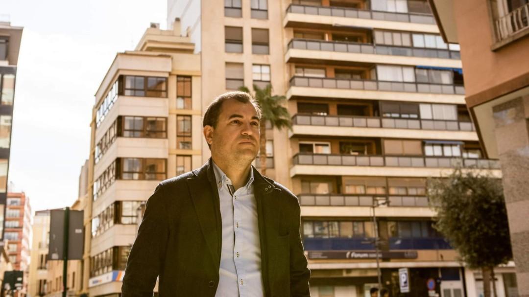 El candidato de Ciudadanos a la alcaldía de Castellón amenaza con no presentarse