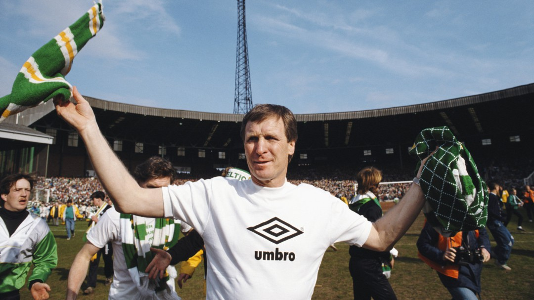 Muere la leyenda del Celtic de Glasgow Billy McNeill