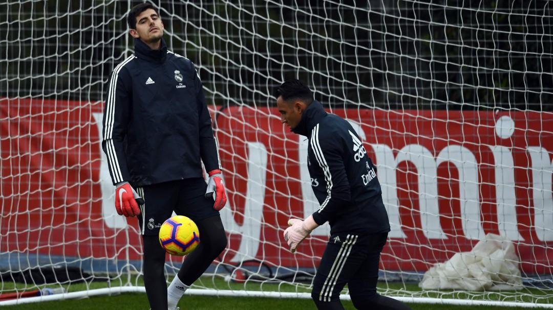 El portero del Real Madrid de los próximos años