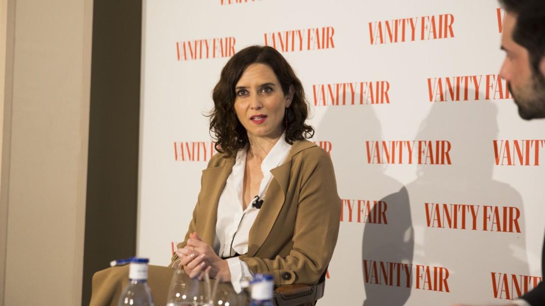 Isabel Díaz Ayuso añora los atascos de madrugrada en Madrid