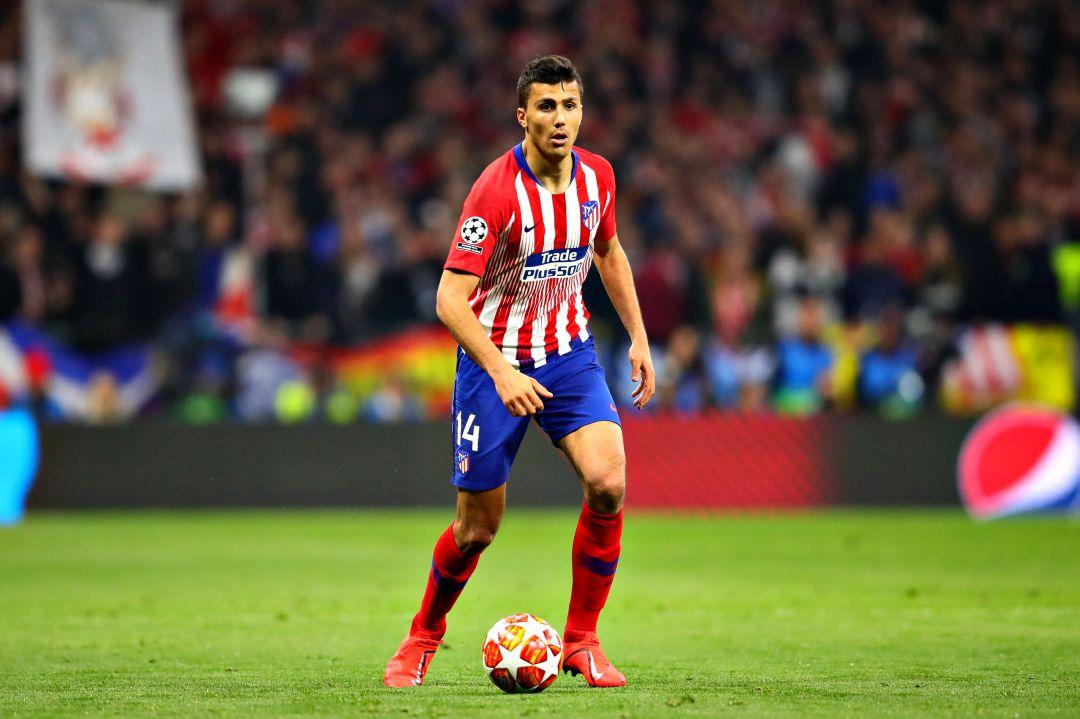 Manchester City Rodrigo Hernandez