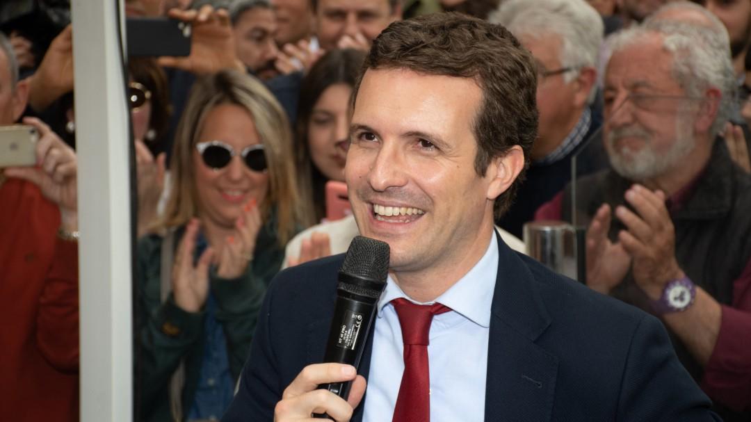 Pablo Casado abre por primera vez la puerta a que Vox pueda entrar en su gobierno