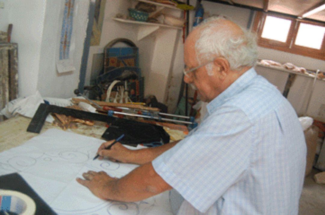 Fallece el ceramista sevillano Francisco García Chaparro