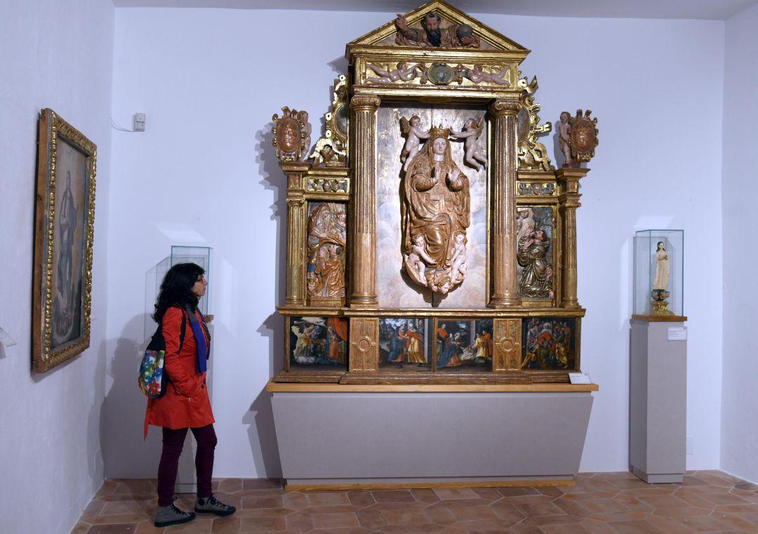 Ampliación Museo Retablo: El Museo del Retablo de Burgos se consolida como